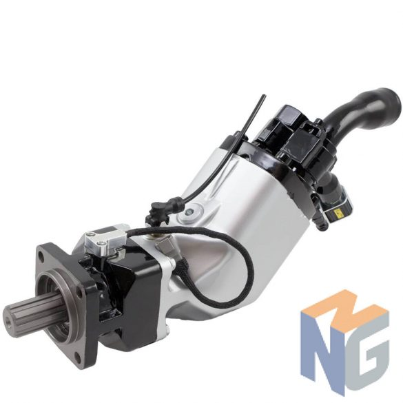 F3-81-L (12v) Disengageable fixed displacement pump