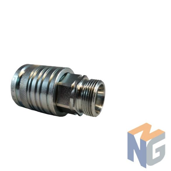 Snap-on Quick coupling M26x1,5 (Female)
