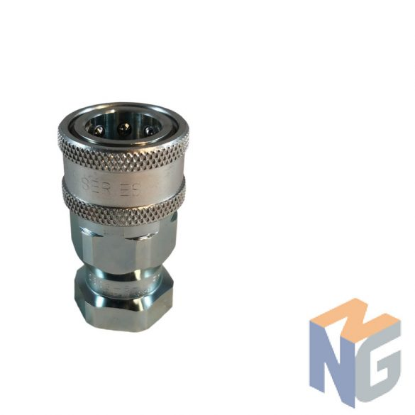 """Parker Snap-on Quick coupling 3/8"""" (Female)"""