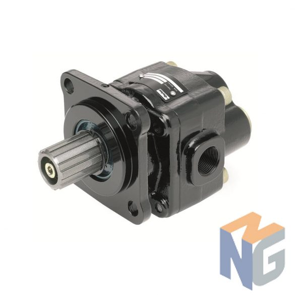 GP1-080-4 Cast iron high pressure pump