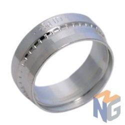 Vágógyűrű Ø8 L/S kivitel
