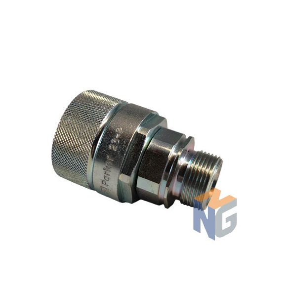 Parker Threaded Quick coupling M24x1,5 (Male)