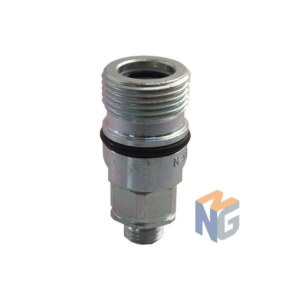 Parker Threaded Quick coupling M14x1,5 (Female)
