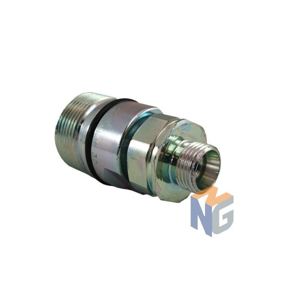 Parker Threaded Quick coupling M18x1,5 (Female)