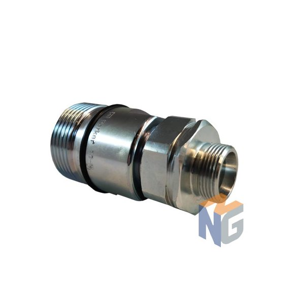 Parker Threaded Quick coupling M26x1,5 (Female)