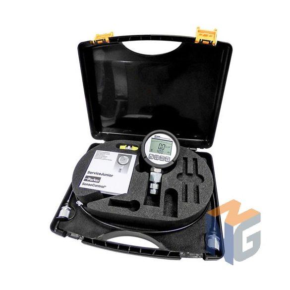 Parker nyomásmérő készlet digitális órával 0-16