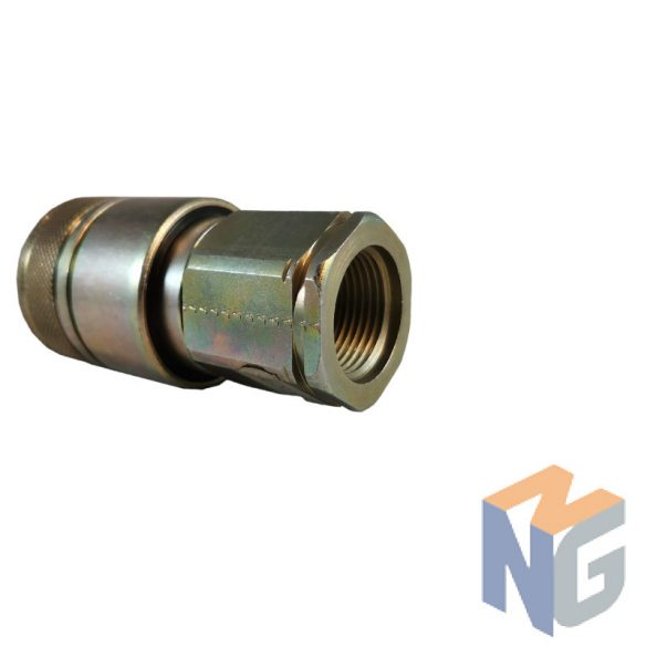 """Snap-on Quick coupling 3/4"""" (Female)"""